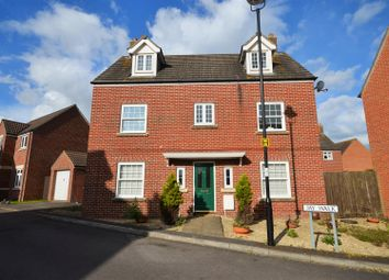 Thumbnail 5 bed detached house for sale in Jay Walk, Gillingham