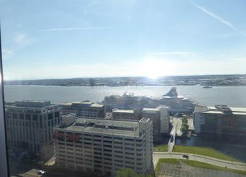 Thumbnail 2 bed flat to rent in 1702 West Tower, 8 Brook Street, Liverpool