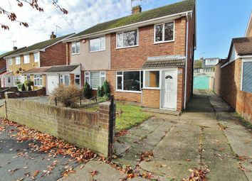 Thumbnail 3 bed semi-detached house for sale in Moreland Avenue, Benfleet