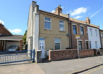 Thumbnail 2 bed end terrace house for sale in Bishopsworth Road, Bedminster Down, Bristol