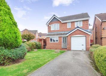 Thumbnail 4 bed detached house for sale in Henley Drive, Featherstone, Pontefract