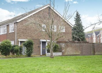 Thumbnail 4 bed maisonette for sale in Roakes Avenue, Addlestone