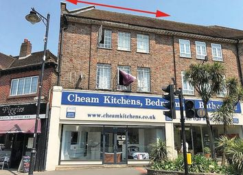 Thumbnail 2 bed flat for sale in High Street, Cheam, Sutton
