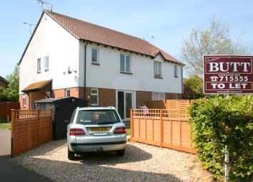 Thumbnail 2 bed detached house to rent in Lanyards, Littlehampton
