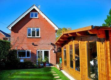 Thumbnail 5 bed town house for sale in Station Road, Sway, Lymington