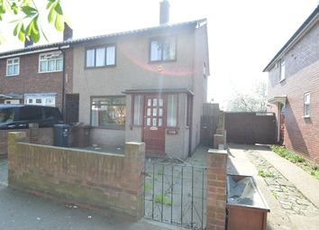 Thumbnail 2 bed end terrace house for sale in Porters Avenue, Becontree, Dagenham