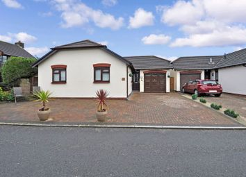 Thumbnail 2 bed detached bungalow for sale in Berry Meadow, Kingsteignton, Newton Abbot