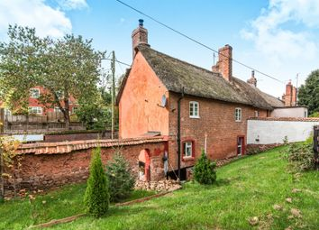 Thumbnail 3 bed end terrace house for sale in Exeter Road, Crediton