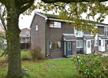 Thumbnail 2 bed end terrace house for sale in Corston Grove, Blackrod, Bolton