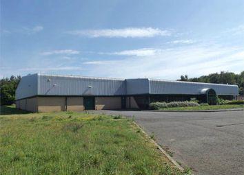 Thumbnail Commercial property for sale in Unit 8 (Former Barbour Factory), Tweedside Park, Tweedbank, Galashiels