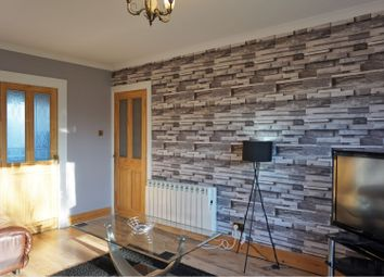 Thumbnail 1 bed flat for sale in Catterline Crescent, Dundee