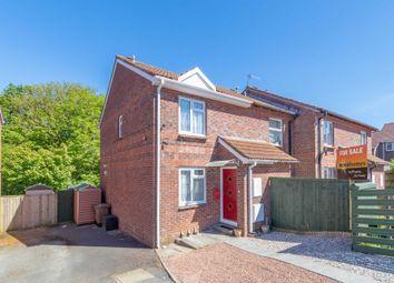 Thumbnail 2 bed end terrace house for sale in Shapleys Gardens, Staddiscombe, Plymstock