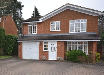 Thumbnail 5 bedroom detached house for sale in Old Portsmouth Road, Camberley, Surrey