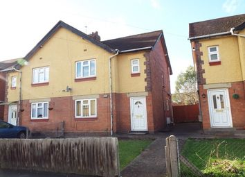 Thumbnail 2 bed property to rent in Kingsley Avenue, Redditch