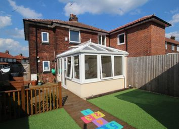 Thumbnail 2 bed semi-detached house for sale in Vasey Crescent, Carlisle