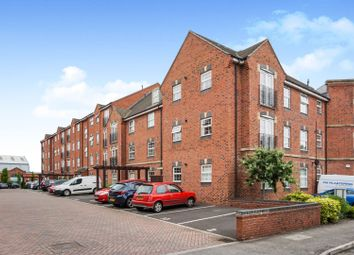 Thumbnail 2 bed flat for sale in Magnus Court, Derby