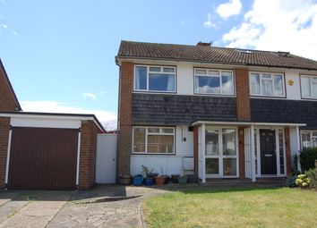 Thumbnail 3 bed semi-detached house for sale in Hatherleigh Gardens, Potters Bar
