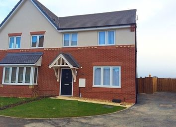 Thumbnail 3 bed property to rent in Beeby Way, Broughton, Chester