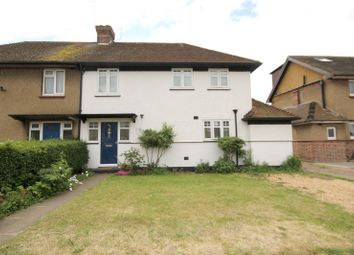 Thumbnail 3 bed semi-detached house for sale in Berryscroft Road, Staines-Upon-Thames