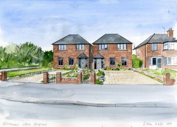 Thumbnail 4 bed detached house for sale in Normans Close, Uxbridge, Middlesex