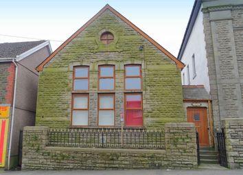 4 bed detached house for sale in Cartref, Picton Street, Nantyffyllon, Maesteg, Mid Glamorgan CF34