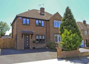 Thumbnail 3 bed semi-detached house for sale in Hillside, Harefield