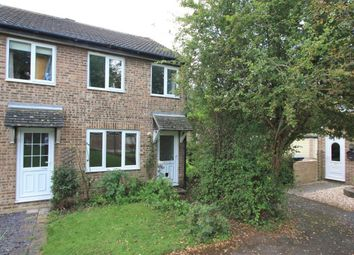 Thumbnail 2 bed end terrace house for sale in Sevenfields, Highworth, Swindon