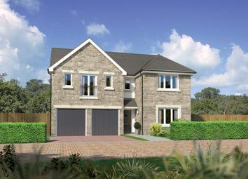 "Thumbnail 5 bedroom detached house for sale in ""Kingsmoor"" at East Calder, Livingston"