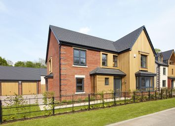 "Thumbnail 4 bed detached house for sale in ""Willow"" at Barrow Gurney, Bristol"