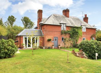 Thumbnail 4 bed semi-detached house for sale in Hazelden Farm, Marden Road, Cranbrook, Kent