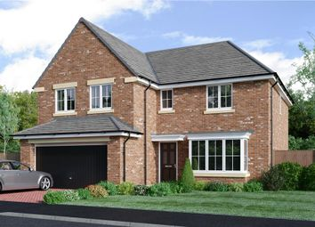 "Thumbnail 5 bed detached house for sale in ""The Jura Alternative"" at Drove Road, Throckley, Newcastle Upon Tyne"