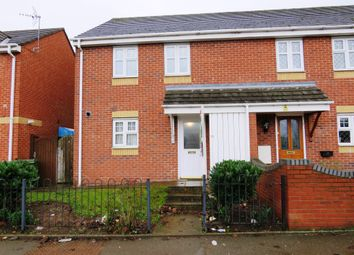 Thumbnail 3 bedroom terraced house for sale in Maple Green, Dudley