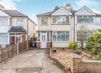 Thumbnail 3 bed semi-detached house for sale in Duncroft Road, Birmingham