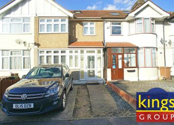 Thumbnail 4 bed terraced house for sale in Alpha Road, London