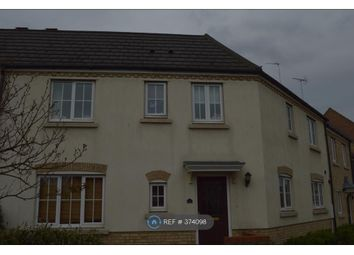 Thumbnail 3 bed terraced house to rent in Sugar Way, Peterborough