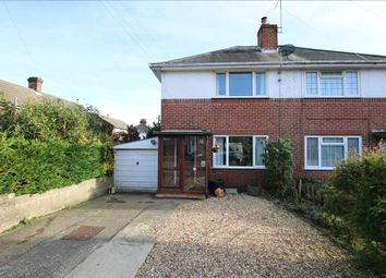 Thumbnail 3 bedroom semi-detached house for sale in Argyll Road, Parkstone, Poole