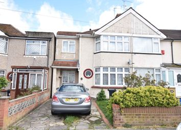 Guildford Avenue, Feltham, Middlesex TW13. 3 bed end terrace house for sale