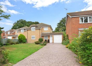 Thumbnail 4 bed detached house for sale in Park Wood Close, Broadstairs, Kent
