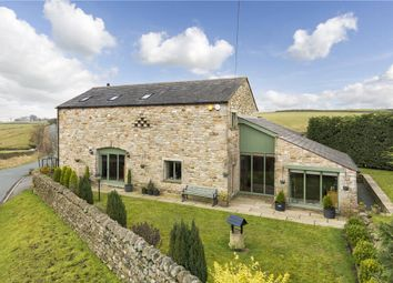 Thumbnail 4 bed barn conversion for sale in Tipperthwaite Lodge, Giggleswick, Settle, North Yorkshire