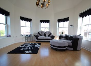 Thumbnail 2 bed flat for sale in Alan Road, Ipswich