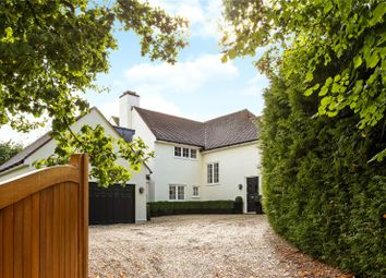 Thumbnail 5 bed detached house for sale in Macdonald Road, Lightwater, Surrey