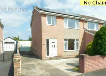 Thumbnail 3 bed semi-detached house for sale in Brook Way, Arksey, Doncaster.