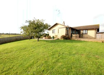 Thumbnail 4 bed detached bungalow for sale in Milbourne, Newcastle Upon Tyne