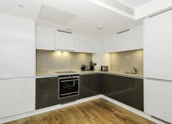 Thumbnail 1 bed flat for sale in Landmark Tower East, Canary Wharf, London