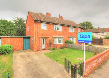 Smallwood Road, Colchester CO2. 3 bed semi-detached house