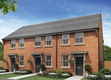 Thumbnail 2 bed semi-detached house for sale in Abbey Gate, Woodrow Drive, Redditch, Worcestershire
