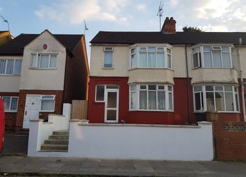 Thumbnail 3 bedroom semi-detached house for sale in Sherwood Road, Luton