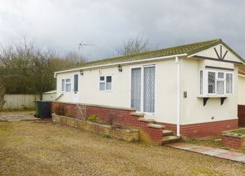 Thumbnail 1 bed mobile/park home for sale in Plumtree Mobile Home Park, Marham, King's Lynn