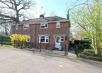 Thumbnail 2 bed semi-detached house for sale in Fort Road, Halstead, Sevenoaks