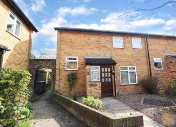 Thumbnail 3 bed end terrace house for sale in Hawthorne Avenue, Hellesdon, Norwich